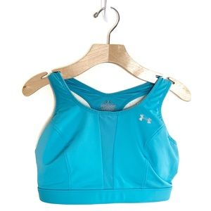Under Armour Athletic Workout Sports Bra Size M